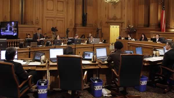 SF supervisors consider interim mayor proposal