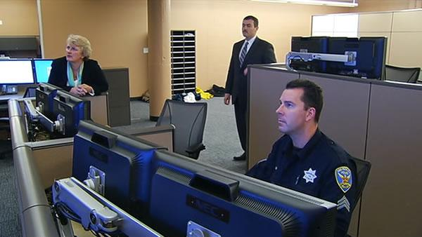 Inside SFPD's new high-tech crime-fighting hub