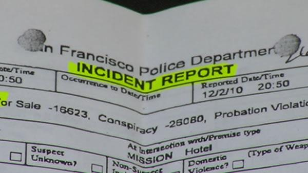New alleged SFPD misconduct video surfaces