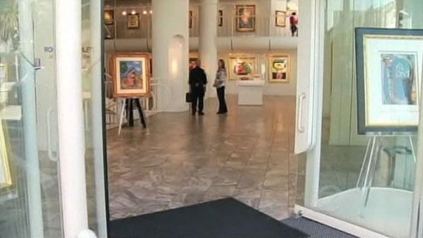 Valuable Picasso stolen from SF art gallery