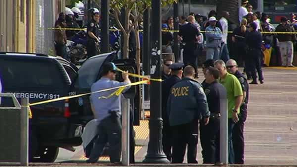 New video shows aftermath of SFPD shooting