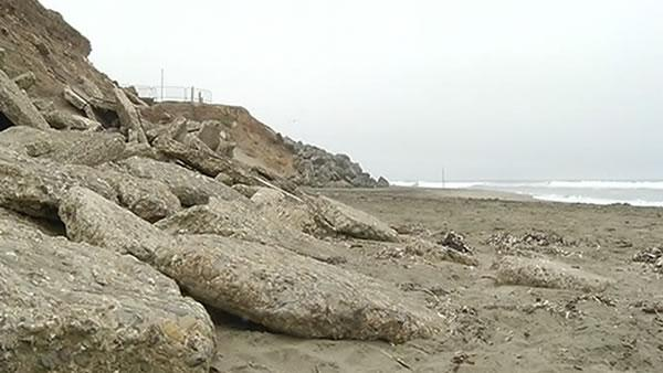 SF State study predicts Ocean Beach erosion costs