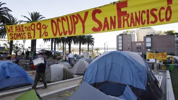 Supes committee resolution supports 'Occupy SF'