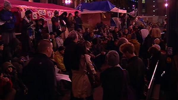 Occupy SF protesters reject proposal to move