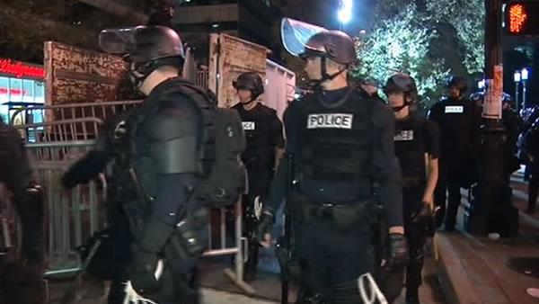Occupy movement changing how police operate