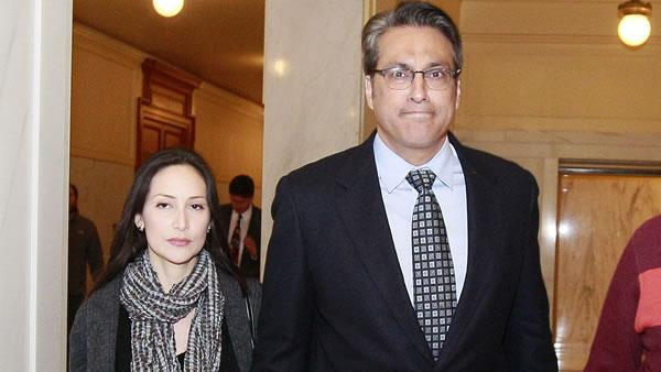 Mirkarimi's wife blames political opponents for charges