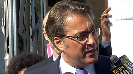 Judge says Sheriff Ross Mirkarimi can see son