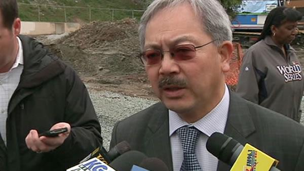 Mayor Lee comments on SF homicide suspect