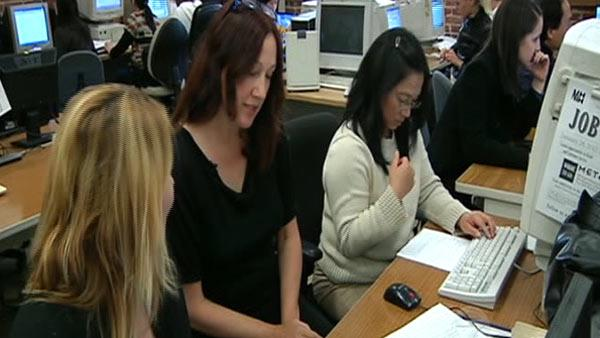 Job training program gets high marks