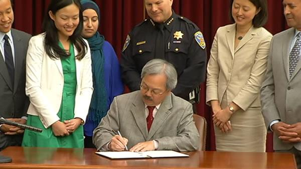 SF changes policy on counterterrorism help