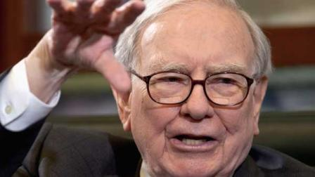FILE - In this file photo from May 7 2012, Warren Buffett, chairman and CEO of Berkshire Hathaway, gestures in Omaha, Neb. Buffett is again auctioning off a private lunch, and the California charity that benefits is hoping the winning bid will top $2 million for the fifth year in a row. The proceeds of the 13th annual lunch auction go to the Glide Foundation, which provides social services to the poor and homeless in San Francisco. Bidding for the lunch on eBay will begin on June 3, 2012, and continue through June 8. (AP Photo/Nati Harnik, file)