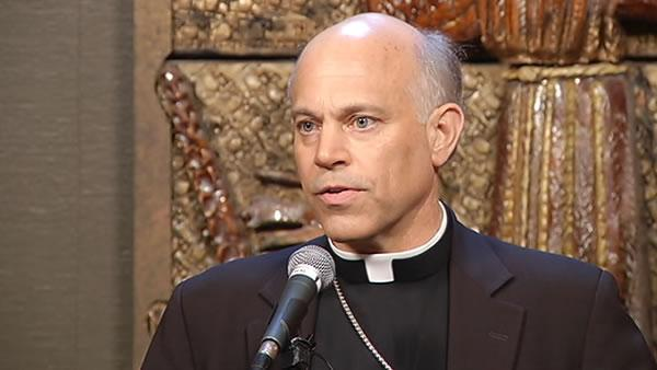 Newly-appointed SF archbishop arrested for DUI