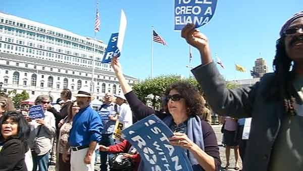 Mirkarimi hearing rallies supporters, detractors