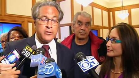 The SF Ethics Commission has voted 4-1 that Sheriff Ross Mirkarimi is guilty of misconduct. No word on the status of his job.