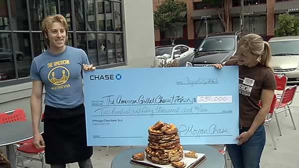 Grilled cheese restaurant in SF wins $250k grant