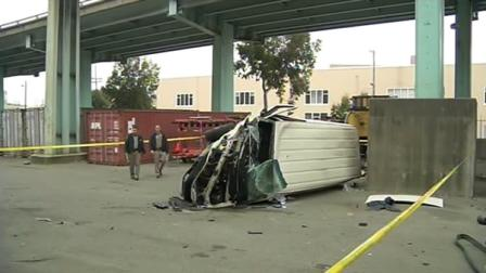Highway 101 accident in San Francisco