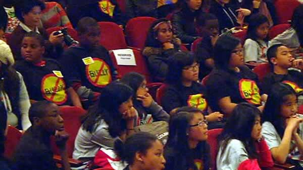 Two-day anti-bullying summit kicks off in San Francisco