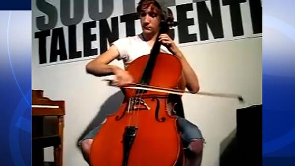 SF music student's prized cello stolen