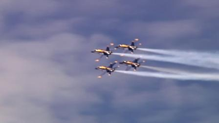 SF Blue Angels jets