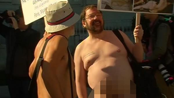 Nudist group suing San Francisco over proposed ban