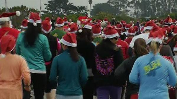 SFFD kicks off 'Run Wild SF' toy drive