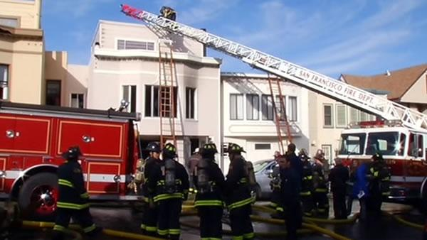 Marijuana grow house found after San Francisco fire