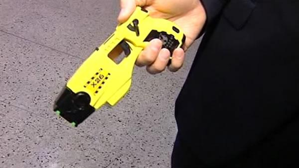 SF police group comes out against Tasers