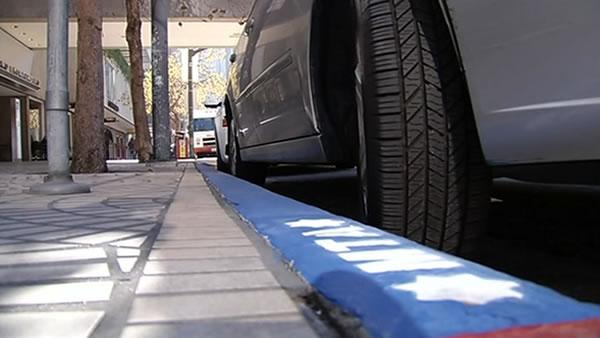 San Francisco considering more handicapped parking