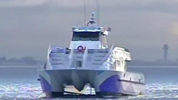 Google using ferry to shuttle employees to work