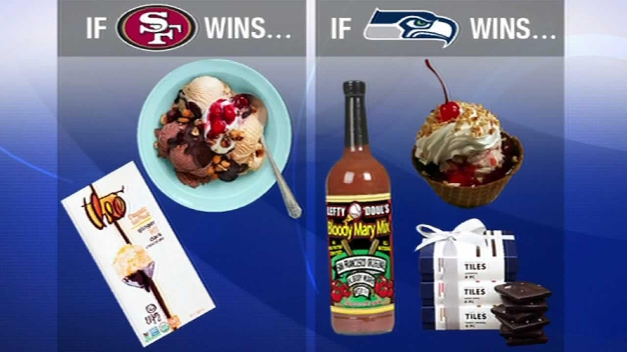 Mayor Lee makes bet on 49ers-Seahawks game