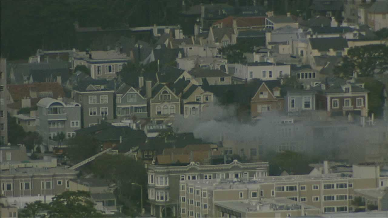 Presidio Heights Fire.