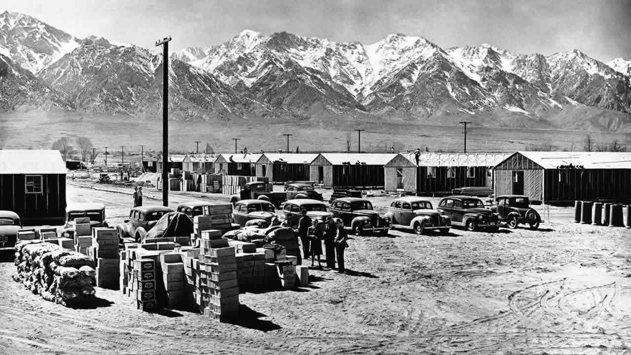 japanese internment camps during wwii essay