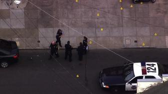 San Francisco police investigate after officer shot