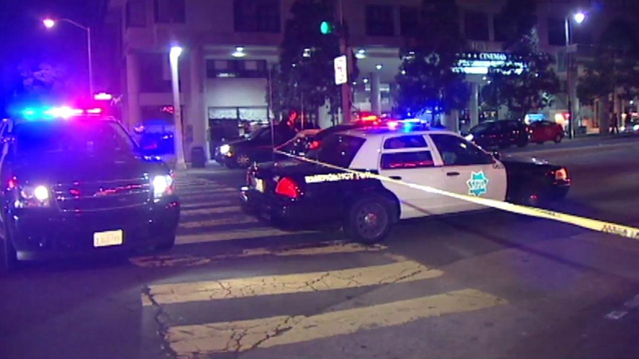 Fatal pedestrian accident in San Francisco