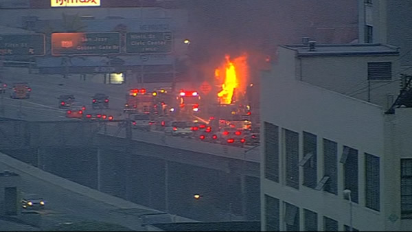 "<div class=""meta image-caption""><div class=""origin-logo origin-image ""><span></span></div><span class=""caption-text"">Big-rig fire closes WB I-80 lanes for 10 hours Monday, August 5th, 2013.  A big-rig getting off the Bay Bridge caught fire during the morning commute.</span></div>"