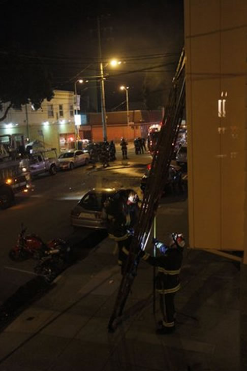 "<div class=""meta ""><span class=""caption-text "">The SFPD detonated a bomb which caused a loud explosion and fire Tuesday night. (Photo courtesy viewer Joan Bogart) </span></div>"
