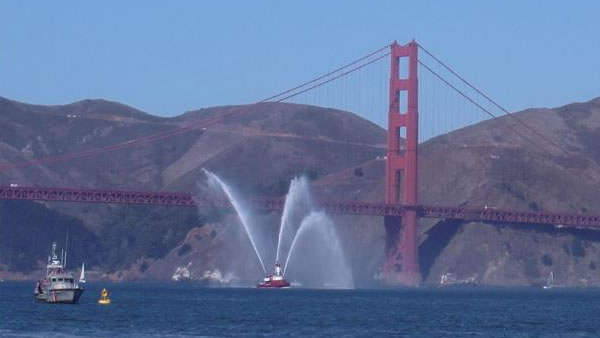 The Bay Area is enjoying a host of events the first week of October including America&#39;s Cup races, festivals, fairs and of course the famed Blue Angels! &#40;Photo submitted via uReport&#41; <span class=meta>(KGO)</span>