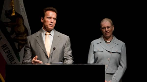 Schwarzenegger unveils job training plan in Silicon Valley