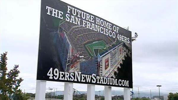 Santa Clara votes to support new 49ers stadium