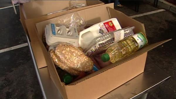 Bay Area food banks in dire need of donations