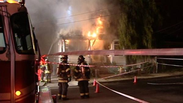 Two-alarm fire at medicinal pot club in San Jose