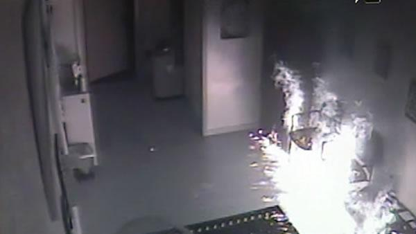Police probe suspected arson pot dispensary