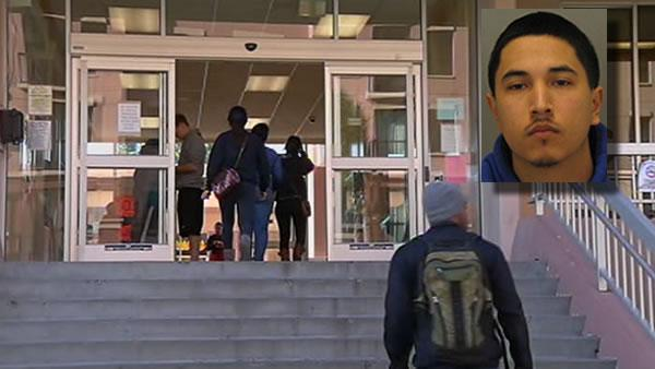 SJSU student suspected of dorm groping arrested