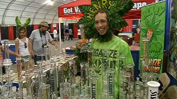 Culture clash: HempCon kicks off in San Jose