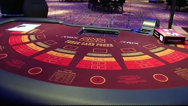 Casino M8trix could open as soon as next week