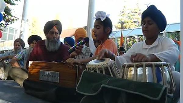 Sikh community organizes peace rally in San Jose