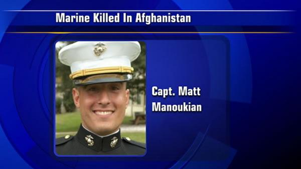 Family remember Marine killed in Afghanistan