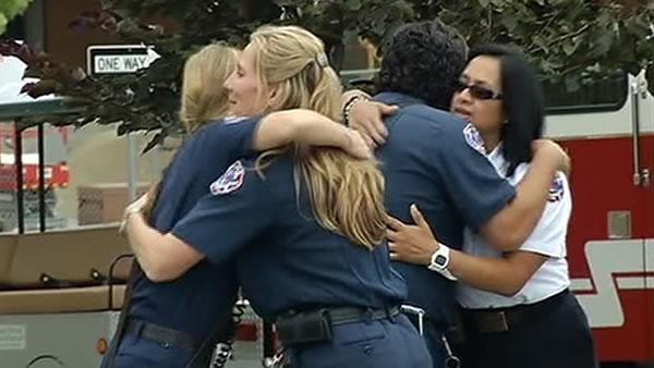 Family and friends keep hope for injured SJ firefighter