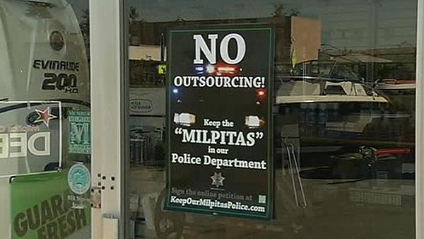 Milpitas City Council considers outsourcing police department