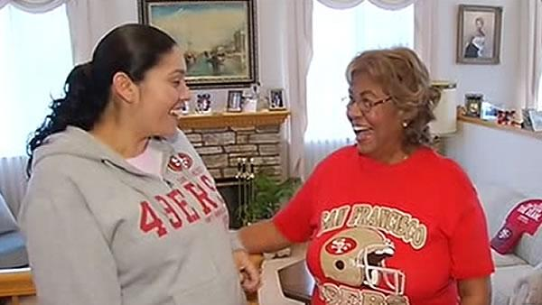 SJ mom, daughter win Super Bowl ticket lottery